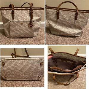 Michael Kors Jet Set Travel LG